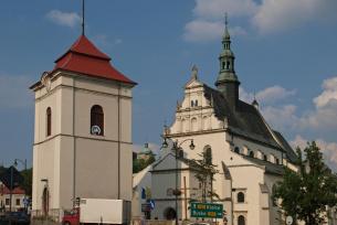 Kościół Św. Jana Ewangelisty w Pińczowie