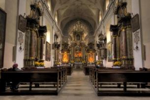 Kościół Matki Boskiej Mirowskiej w Pińczowie