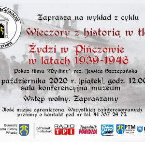 Wieczory Z Historią W Tle w Pińczowie