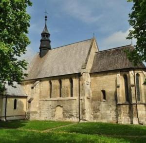 Kościół św. Jana Chrzciciela w Zagości Starej