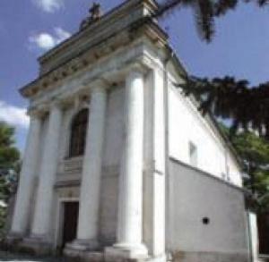 Kościół Św. Tekli w Krzyżanowicach Dolnych
