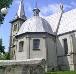 Kościół Św. Trójcy w Działoszycach