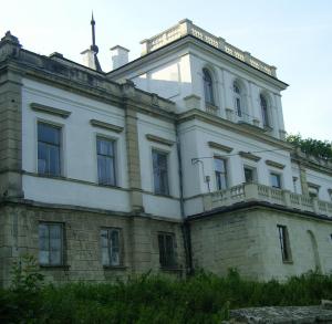 Pałac Deskurów w Sancygniowie