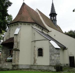Kościół Wniebowzięcia Najświętszej Marii Panny w Chrobrzu