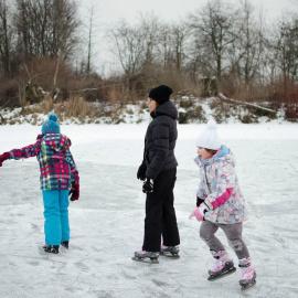 Klub Kon-Tiki zaprasza na łyżwy!