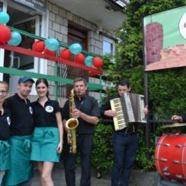 Głodzilla - nowy lokal fast-food w Pińczowie