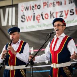 VII Święto Pieśni i Muzyki  Świętokrzyskiej