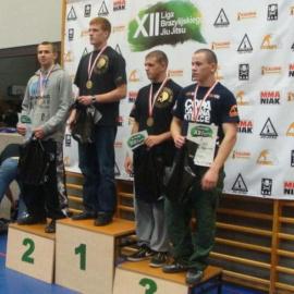 Brązowy medal w jiu jitsu