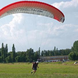 Zawody latawcowe w Pinczowie